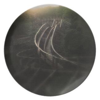 """Dreamy Coaster"" Plate"