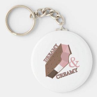 Dreamy & Creamy Key Chain