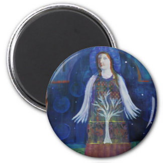 Dreamy  Ethereal Angel Magnet