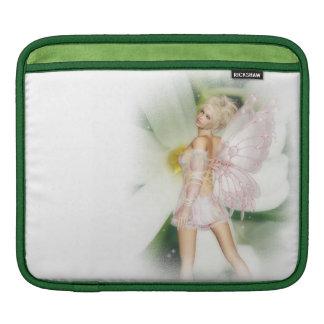 Dreamy fairy garden iPad sleeve