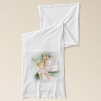 Dreamy fairy garden scarf