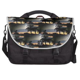 Dreamy Florida Sunset Computer Bag