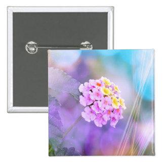 Dreamy Flower Buttons