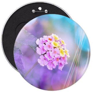 Dreamy Flower Button