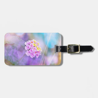 Dreamy Flower Tags For Bags