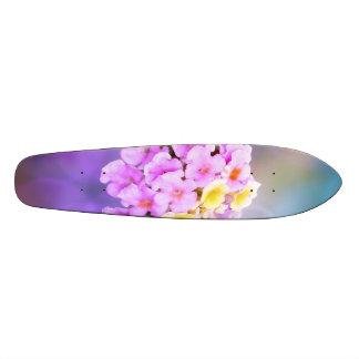 Dreamy Flower Skate Board Decks