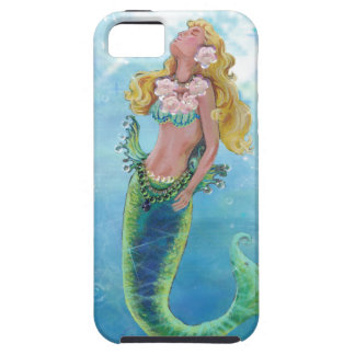 Dreamy Mermaid Painting iPhone 5 Cover