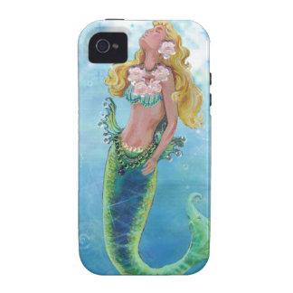 Dreamy Mermaid Painting Vibe iPhone 4 Case