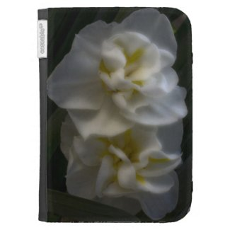 Dreamy Narcissus Daffodils Kindle Keyboard Covers