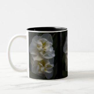 Dreamy Narcissus Daffodils zazzle_mug