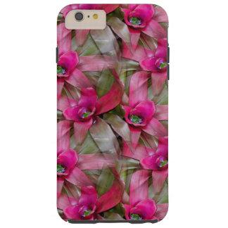 Dreamy Neoregelia Purple Star Tough iPhone 6 Plus Case