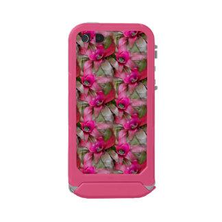 Dreamy Neoregelia Purple Star Waterproof Case For iPhone SE/5/5s