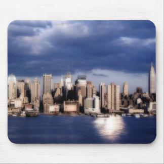 Dreamy New York Skyline Mousepad