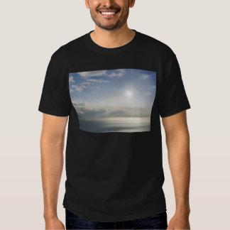 Dreamy ocean view. tee shirt