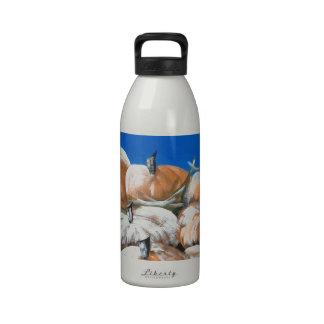 Dreamy Pumpkins Water Bottle