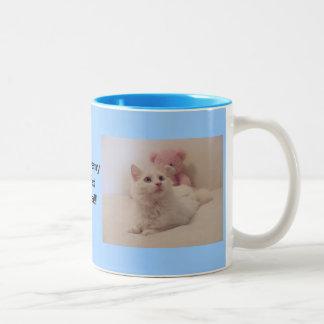 Dreamy Purrfect Newyear Mug