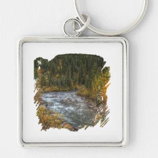 Dreamy River Keychain