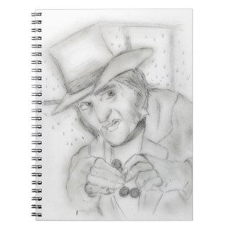 dreamy scrooge notebook