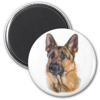 Dreamy Shepherd Magnet
