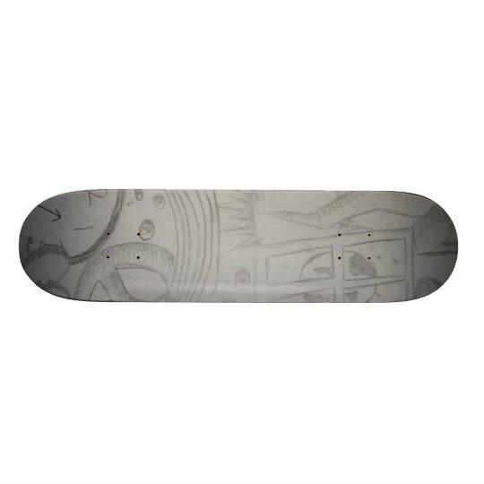 Dreamy Skateboard