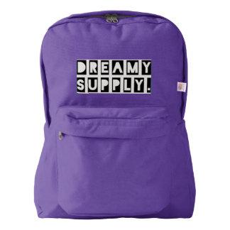DreamySupply Logo American Apparel™ BackPack