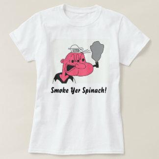 DreamySupply Smoke Yer Spinach Women's T-Shirt