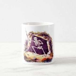 Dreary Old King Death mug