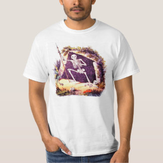 Dreary Old King Death T-shirt