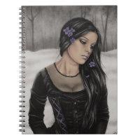 Dreary Winter Notebook