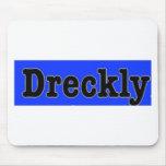 Dreckly Tapetes De Raton