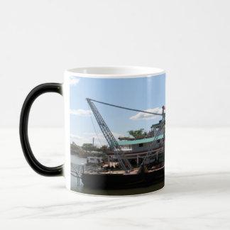 Dredge Boat Mug