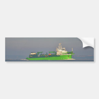 Dredger Lange Wapper Bumper Sticker