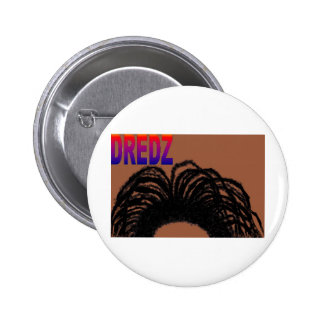dredz pinback button