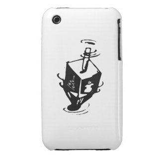 Dreidel Case-Mate iPhone 3 Cases