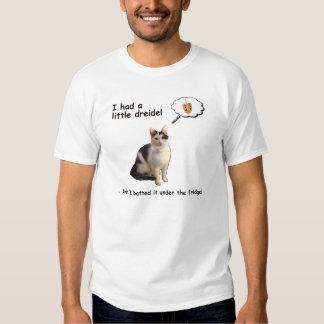 Dreidel Cat T-Shirt
