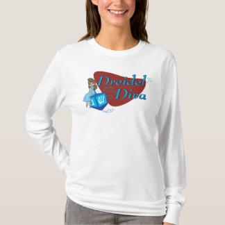 Dreidel Diva Long Sleeve T-Shirt