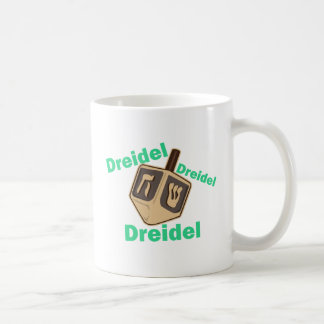 Dreidel Dreidel Dreidel Coffee Mug