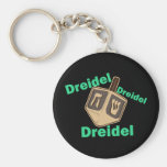 Dreidel Dreidel Dreidel Key Chains