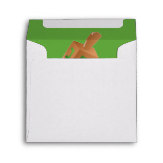 Dreidel Envelope