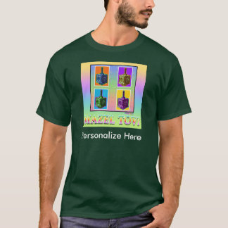 Dreidel Mazel Tov T-Shirt