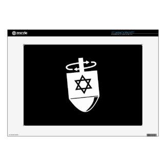 Dreidel Pictogram Latop Skin Laptop Skin