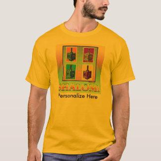 Dreidel Shalom T-Shirt
