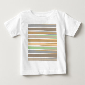dreiecke flach infant t-shirt