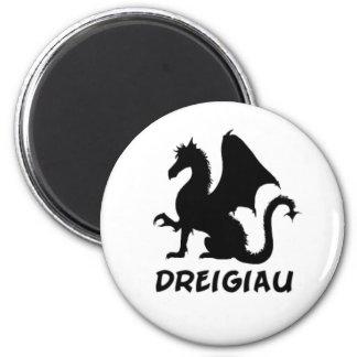 Dreigiau Magnet
