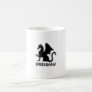 Dreigiau Mug
