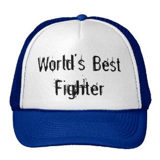 """Dreist Studios """"World's Best Fighter"""" Hat"""