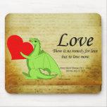 Drekans quotats - Love Mousepads