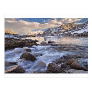 Drenaje de nueve lagos y pico de Eagle Scout