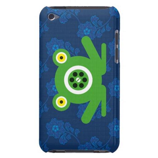 Drene Frog® Barely There iPod Cárcasas