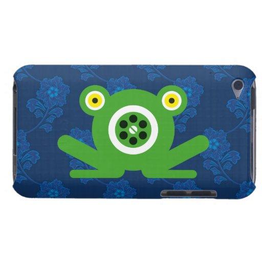 Drene Frog® Barely There iPod Cárcasa